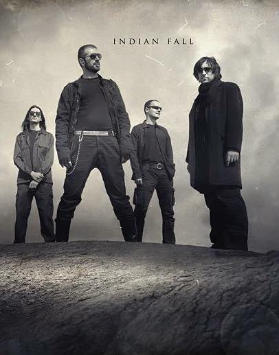 Indian Fall band