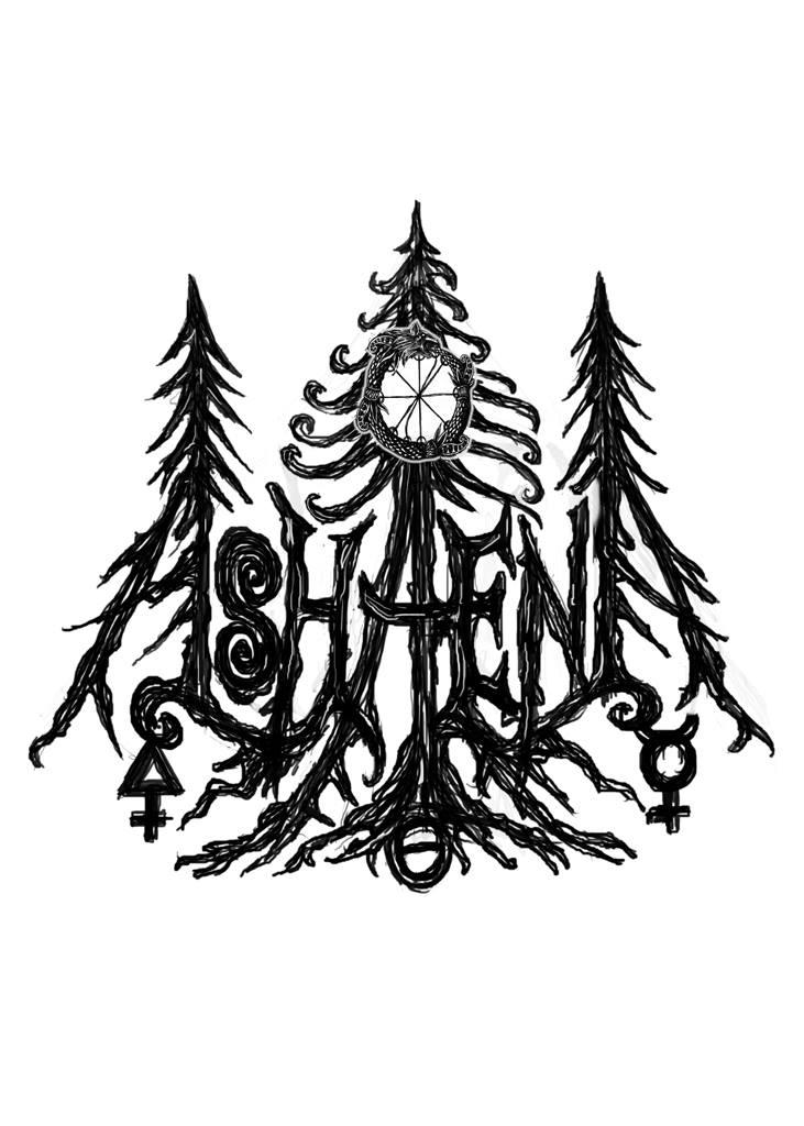 Ashaena logo