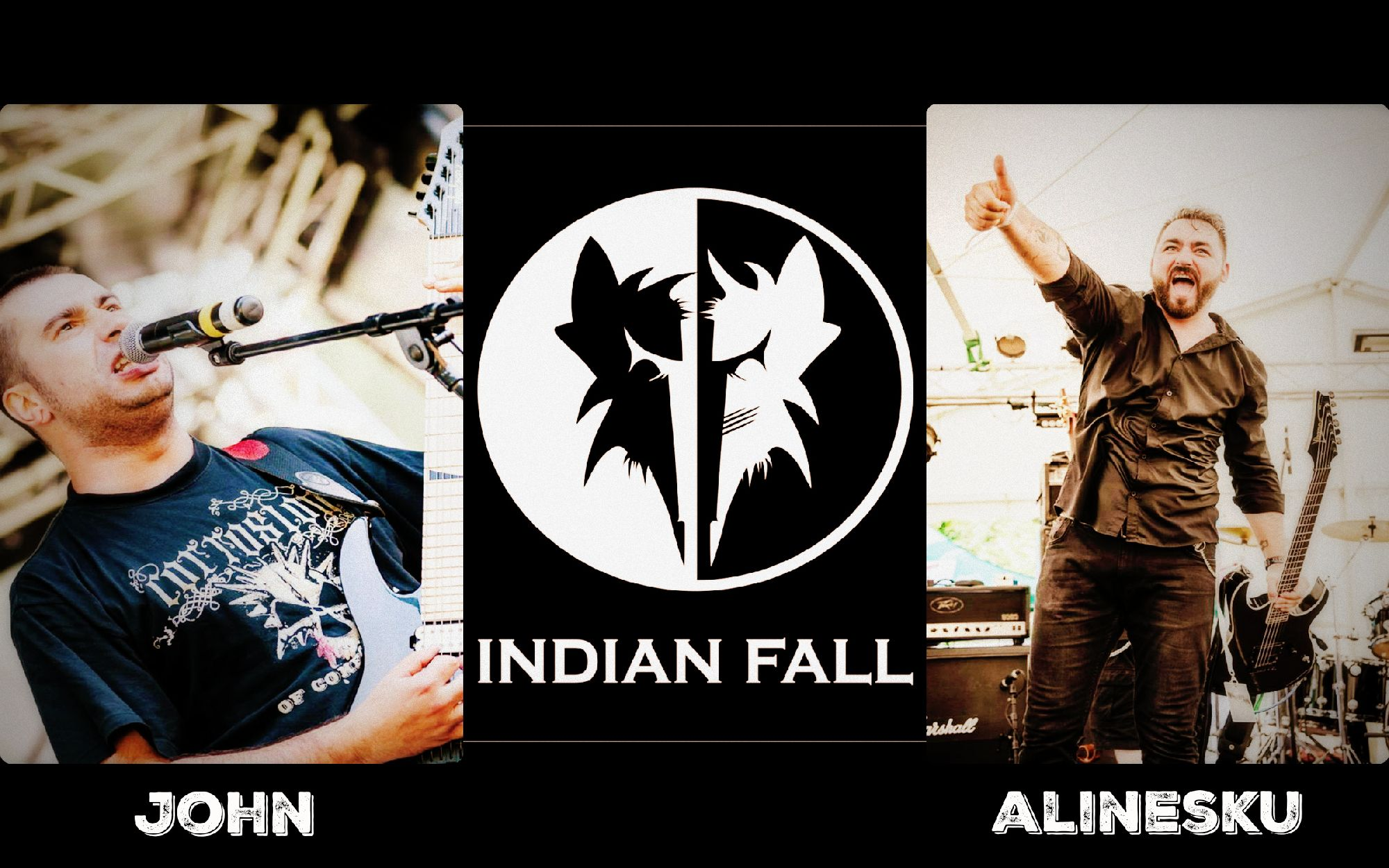 Indian Fall new guitarists