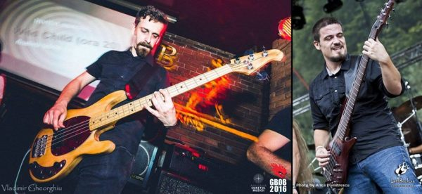 False Reality - new bass player